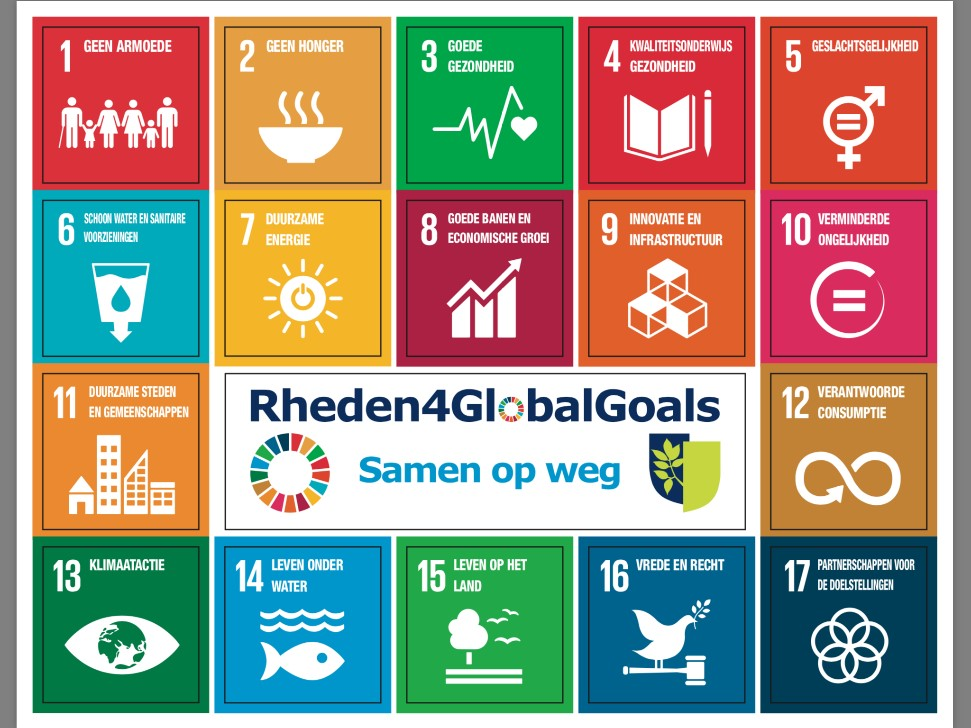 Global goals gemeente Rheden op één A3