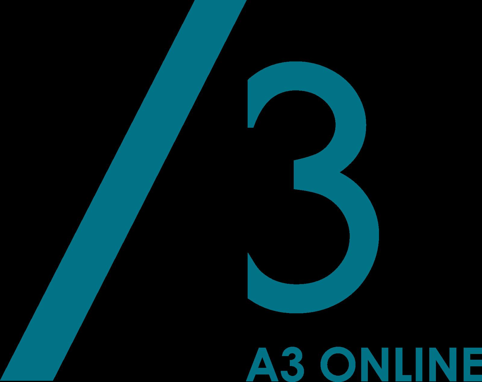Nu beschikbaar: A3 online