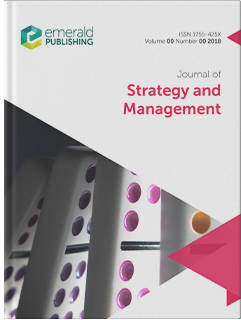 Journal of Strategy and Management